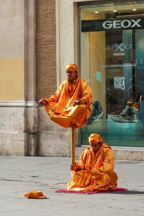 2.Balancing men in Rome