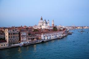 14.Leaving Venice