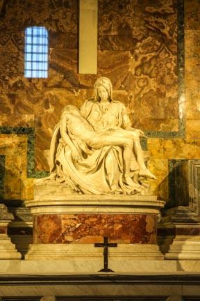 7.Rome Statue by Leonardo de Vinci