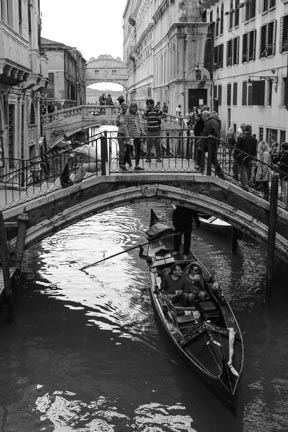 12.Bridge of Sighs Venice